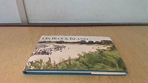 On Block Island: Watercolor Impressions by Robert: Bowden, Robert L