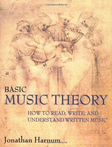 Basic Music Theory: How to Read, Write, and Understand Written Music: Jonathan Harnum