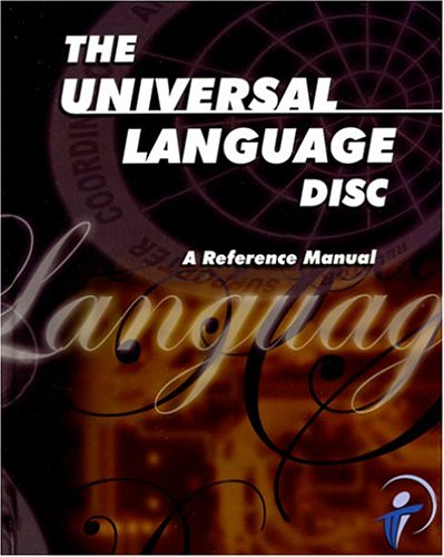 9780970753113: The Universal Language DISC: A Reference Manual