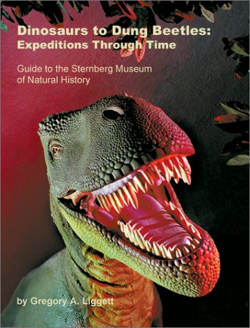 9780970771407: Dinosaurs to Dung Beetles: Expeditions Through Time