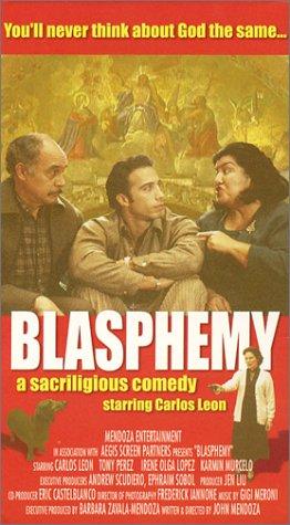 9780970778802: Blasphemy [VHS]