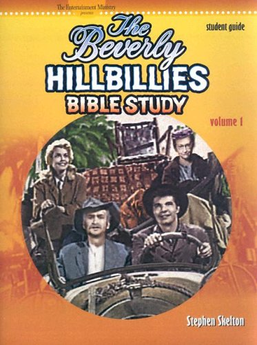 9780970779809: Beverly Hillbillies Bible Study: Study Guide