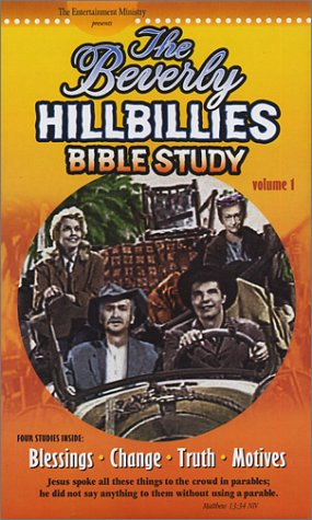 9780970779847: Beverly Hillbillies Bible Study Volume 1 [VHS]
