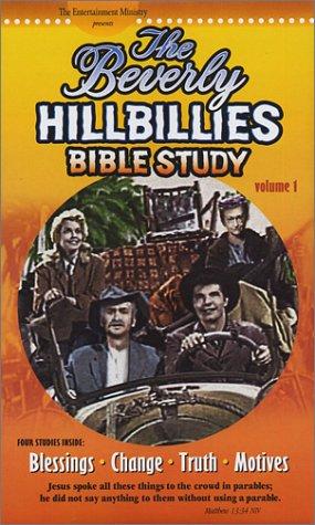 9780970779847: Beverly Hillbillies Bible Study Volume 1 [VHS]