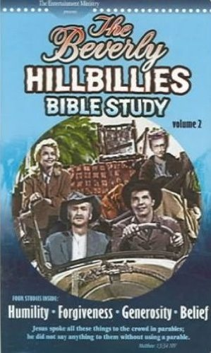 9780970779854: Beverly Hillbillies Bible Study Volume 2 [VHS]