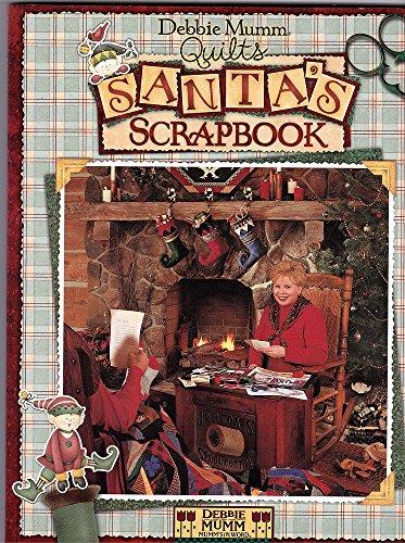 Debbie Mumm quilts Santa's scrapbook: Debbie Mumm