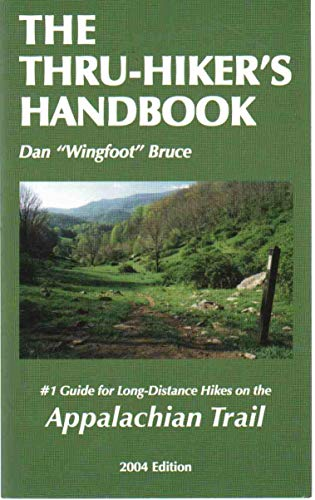 9780970791658: The Thru-Hiker's Handbook (#1 Guide for Long-Distnce Hikes on the Appalachian Trail)