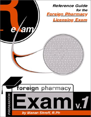 9780970793126: Reference Guide for Foreign Pharmacy Licensing Exam