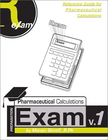 9780970793133: Reference Guide for Pharmaceutical Calculations