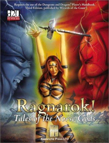 9780970796110: Ragnarok! Tales of The Norse Gods