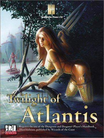9780970796141: Twilight of Atlantis