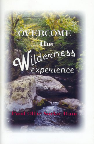 9780970802507: Overcome the Wilderness Experience