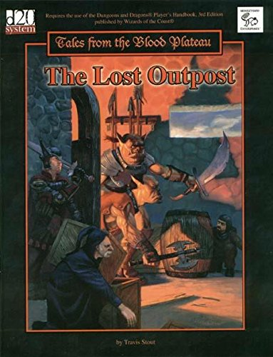 9780970809445: The Lost Outpost