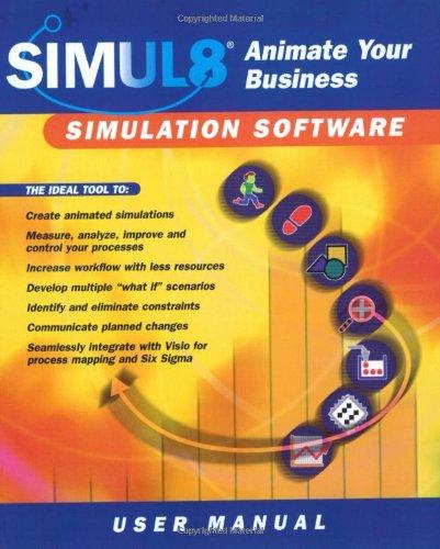 9780970811004: SIMUL8 User Manual