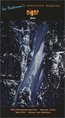 9780970816900: Eiger Solo [VHS]