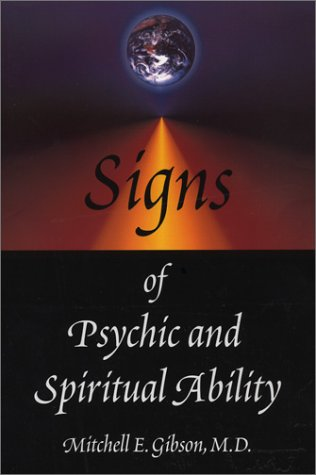 9780970819000: Signs of Psychic and Spiritual Ability