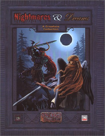 9780970826527: Nightmares & Dreams: A Creature Collection (d20 Fantasy Roleplaying Supplement)