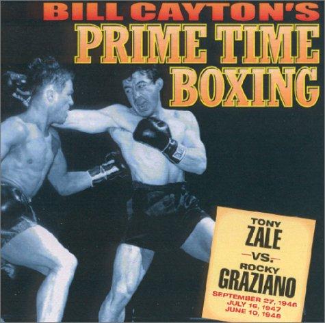 9780970837158: Tony Zale vs. Rocky Graziano