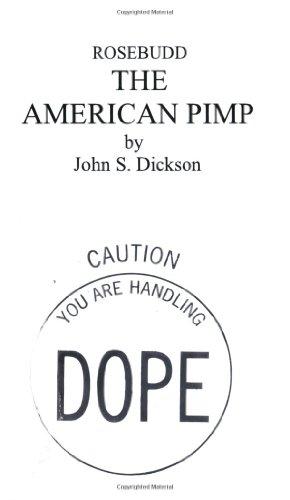 9780970842602: Rosebudd the American Pimp
