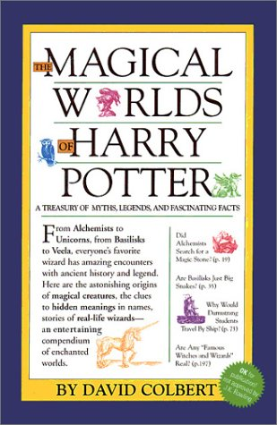 9780970844200: Magical Worlds of Harry Potter: Treasury of Myths, Legends and Fascinating Facts