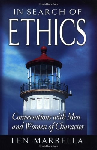 9780970844408: In Search of Ethics: Conversations with Men and Women of Character