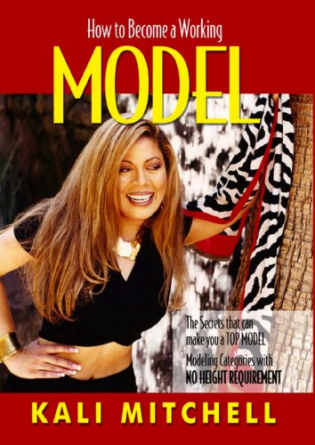 9780970850614: How to become a working Model (This book covers many modeling categories with NO HEIGHT REQUIREMENT. If you are under 5'7 and want to model this book will teach you how, as it covers more than just runway!)