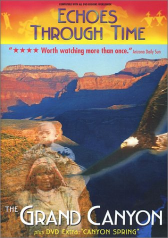 9780970854438: Echoes Through Time: The Grand Canyon
