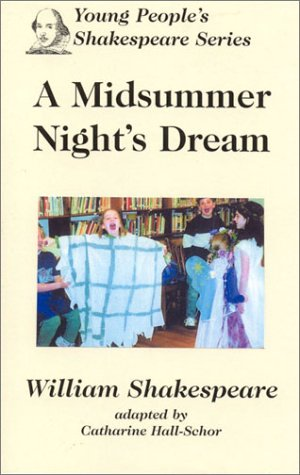 9780970869319: A Midsummer Night's Dream: Young People's Shakespeare Series