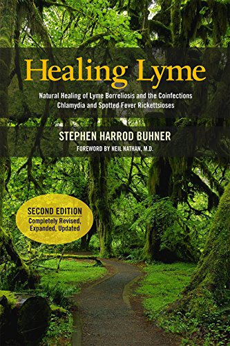 9780970869647: Healing Lyme: Natural Healing of Lyme Borreliosis and the Coinfections Chlamydia and Spotted Fever Rickettsiosis, 2nd Edition