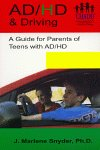 9780970881304: AD/HD & Driving: A Guide for Parents of Teens with AD/HD