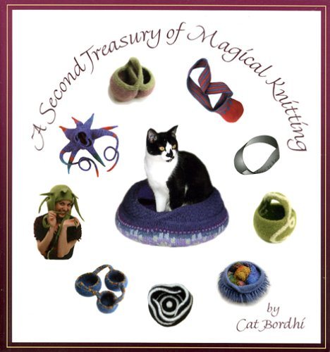 9780970886989: A Second Treasury of Magical Knitting