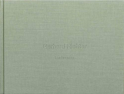 9780970888433: Gerhard Richter: Landscapes
