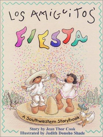 Los Amiguitos' Fiesta: Jean Thor Cook