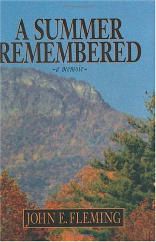 9780970897022: A Summer Remembered