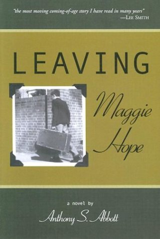 Leaving Maggie Hope: Abbott, Anthony S.