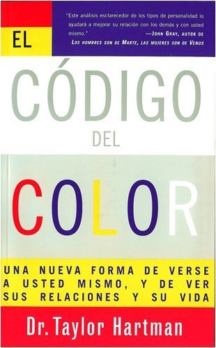 9780970904959: The Color Code (Spanish Edition) - El Codigo del Color