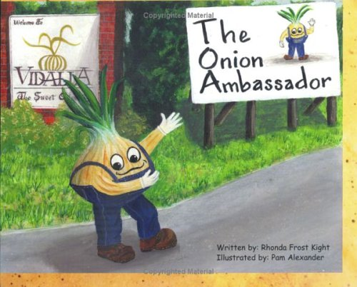 The Onion Ambassador: Rhonda Frost Kight