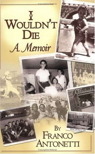 9780970911223: I Wouldn't Die: A Memoir