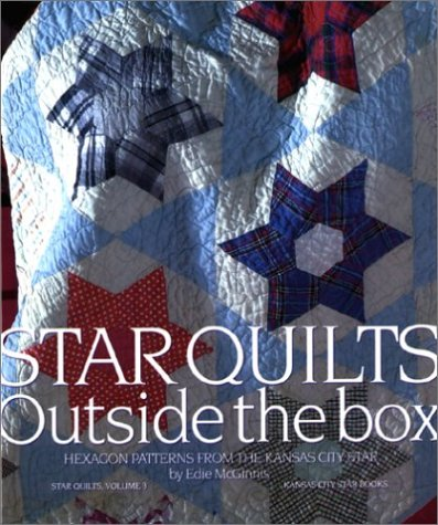 Outside the Box: Hexagon Patterns from The Kansas City Star: McGinnis, Edie