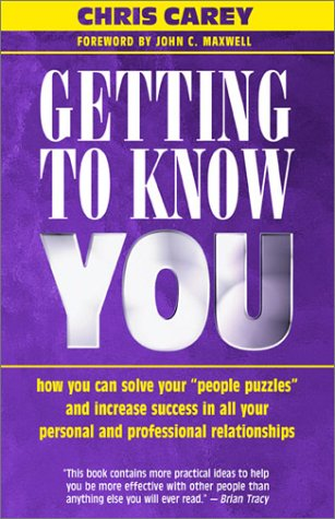 9780970930705: Title: Getting to Know You