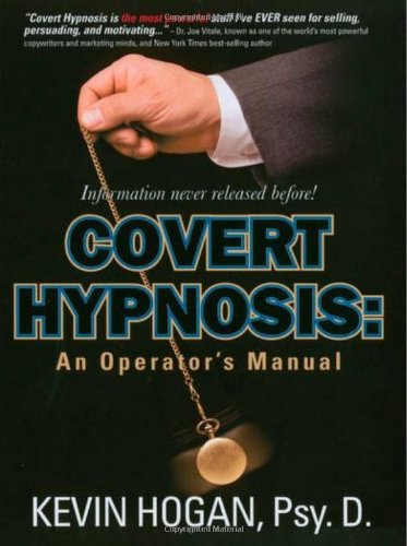 9780970932143: Covert Hypnosis: An Operator's Manual