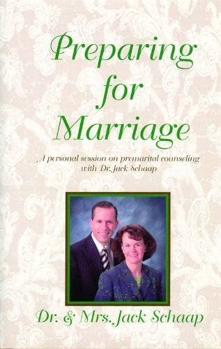 9780970948823: Preparing for Marriage