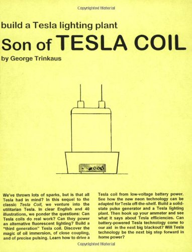 9780970961815: Son of Tesla Coil