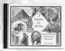 A Timeline for All Time: Timeline Workbook: Vickie Froehlich