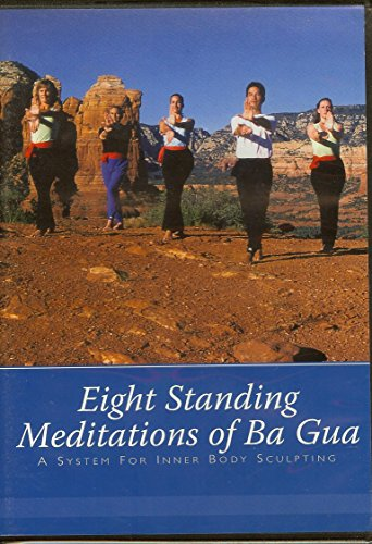9780970966469: Eight Standing Meditations of Ba Gua: A System for Inner Body Sculpting