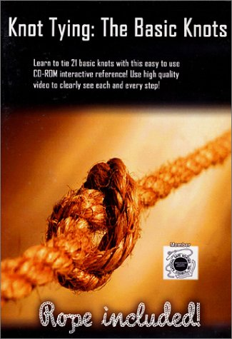 9780970971401: Knot Tying: The Basic Knots