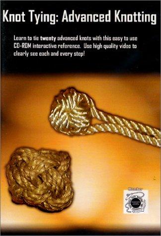 9780970971425: Knot Tying: Advanced Knotting