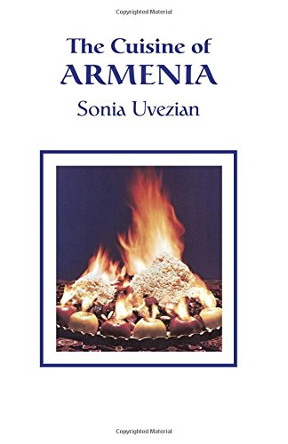 9780970971678: The Cuisine of Armenia