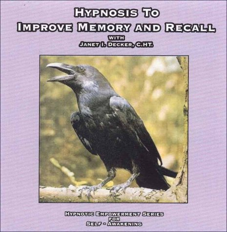 9780970972644: Hypnosis to Improve Memory and Recall