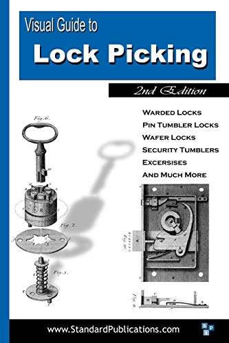 9780970978813: Visual Guide to Lock Picking